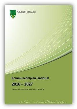 Kommuneplan landbruk