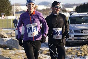 Marianne Sørdal og Ståle With trivdes i Solastranda i fjor. Foto: Turid Veggeland
