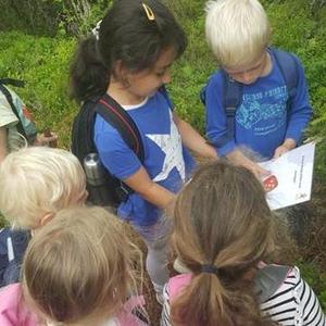 Samarbeid mellom barn