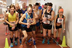 Bislett 50KM er først ut av de norske ultraløpene også i 2018. Her fra starten på eliteheatet i 2017. (Foto: Per Inge Østmoen)