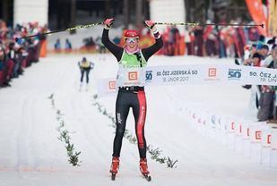 Kateriná Smutná  vant Jizerska på hjemmebane i fjor, gjentar hun beriften og slår nesten uslåelige Britta Johansson Norgren på søndag?