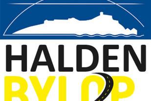 Halden Byløp med ny logo, ny løype og nytt startsted.