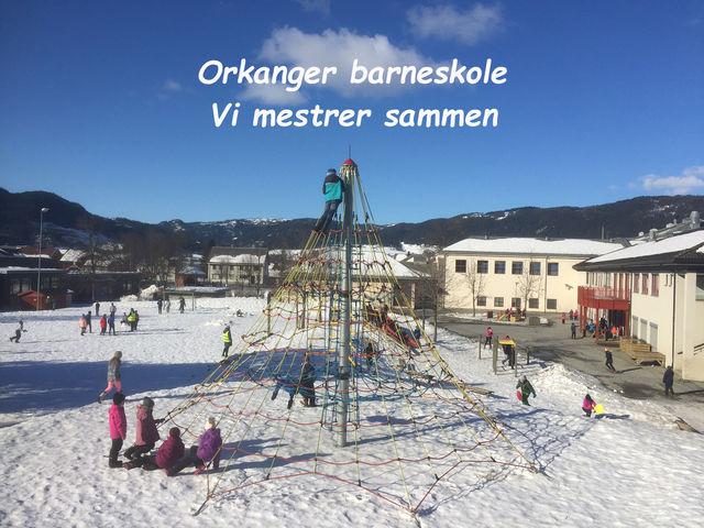 Bilde av Orkanger barneskole