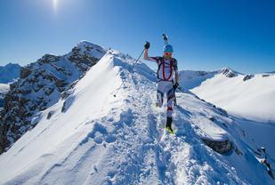 Fjorårets vinner, Lars Erik Skjervheim fra Voss kommer også i år. Han vant på den imponerende tiden 2 timer og 22 minutter, nesten 20 minutter foran nestemann i 2015. Foto Daniel Kvalvik