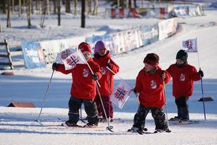 Fra GP-sprinten i 2011 (Foto:Stein Arne Negård)