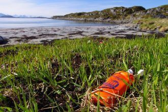 Vil du rydde ei strand? Gå til ngir.no for å registrere området du ønskjer å gjere ein innsats på.