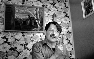 Idar høsten 1984 Olderdalen foto av Torgrim Rath Olsen