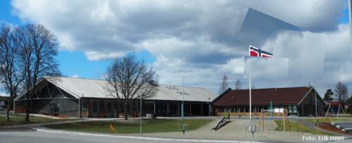 Kirkeng skole Foto: Erik Heen