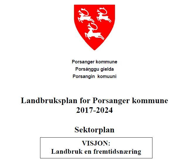 Forsidebilde landbruksplan 2017-2024