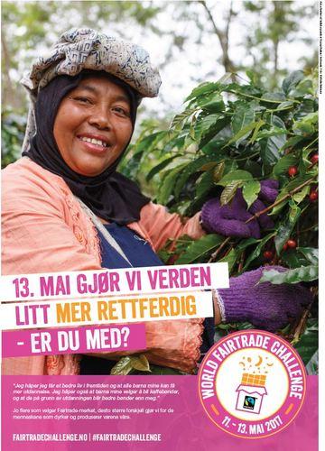 Kaffeprodusent - Fairtrade