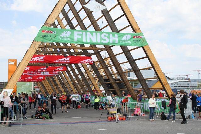 Ecotrail Oslo var årets største norske ultraløp for tredje år på rad. (Foto: Olav Engen)