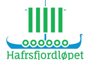 Hafrsfjordløpets logo