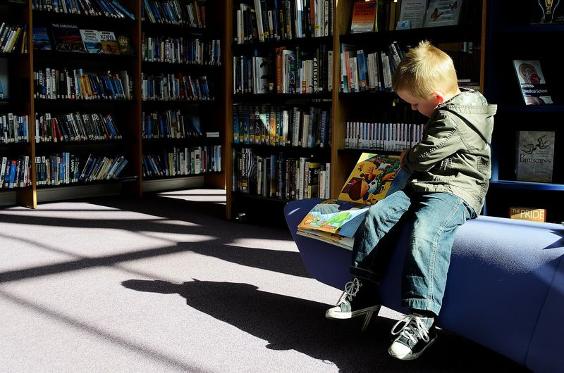 Barnas Bibliotek