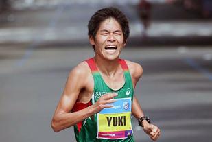 Yuki Kauwachi er kjent for å gi alt når han stiller til start, noe han gjør ganske ofte. (Foto: DECA Text & Bild)