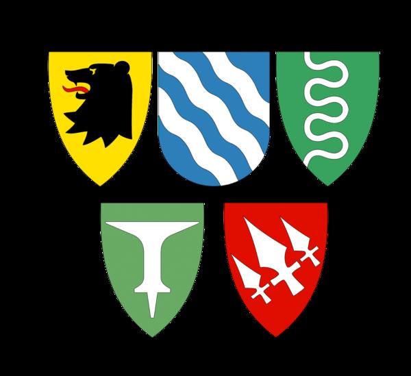 logo 5 kommuner