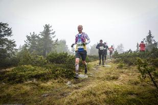Jon Ilseng i Birken Fjellmaraton. (Foto: Sportograf,Johanna Kerschreiter)
