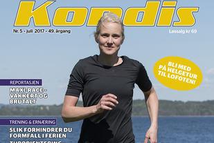 Ragnhild Kvarberg Hjelle er blitt mor tre ganger, og hun har kommet sterkt tilbake som løper etter hver fødsel. (Foto: Bjørn Johannessen)