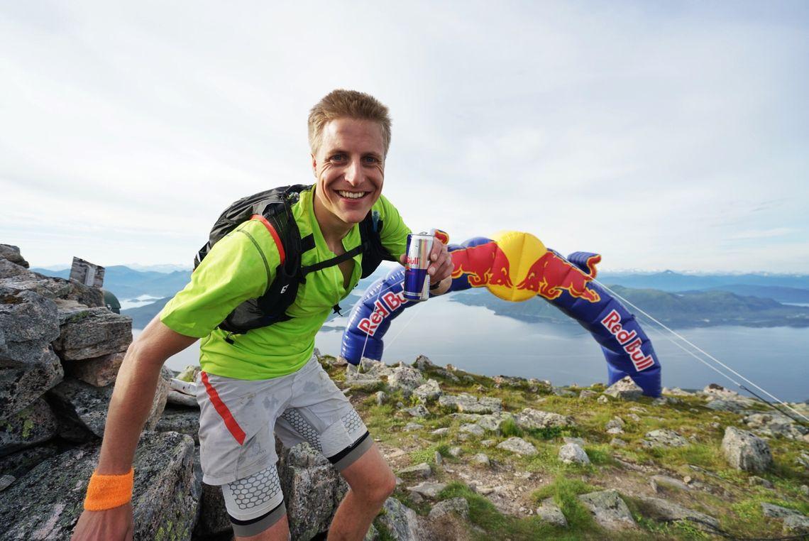 Gjermund Nordskar var favoritt og vant klart årets XREID på Tustna utenfor Kristiansund. (Foto: Bård Basberg)