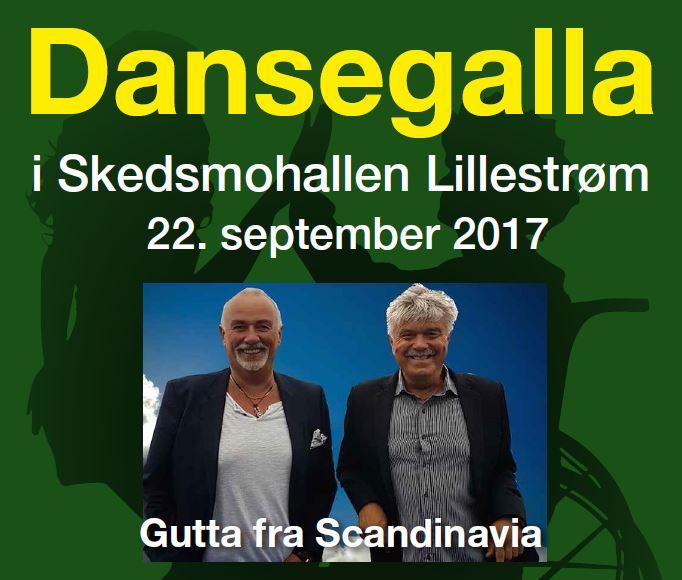 Gutta fra Scandinavia