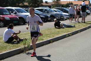 Jostein Andersen vant Brunlanesløpets 9 km på 30.02.