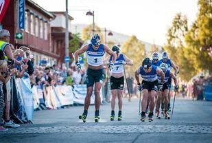 I 2015 var det Petter Northug som vant rulleskisprinten i Trysil. Klarer han å kopiere seieren i år? (Foto: Hans Martin Nysæter/Destinasjon Trysil)