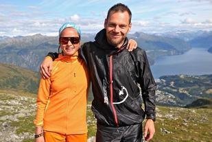 Yoie Bohlin og Sindre Hoff vant i 2016. Foto: Martin Hauge-Nilsen