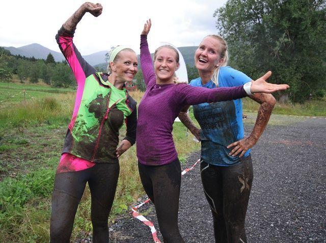 Blide deltakere. Foto: Martin Hauge-Nilsen