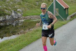 Bjørn Tore Taranger vant tidenes første Møkster Ultra. ((Foto: Arild Sunde)