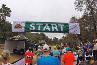 Start maraton