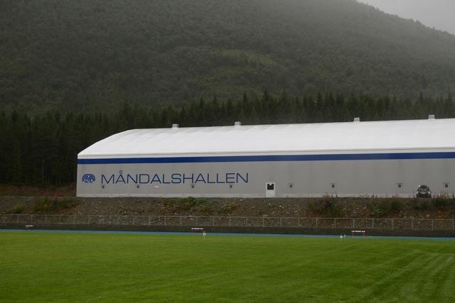 Idrettshallen