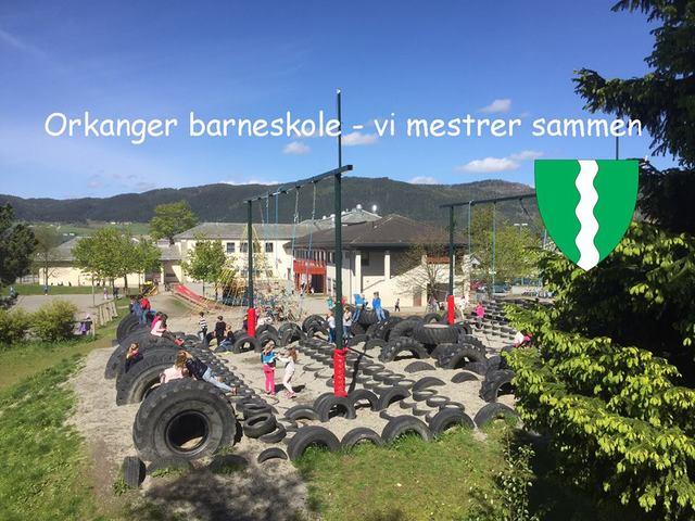 Orkanger barneskole - vi mestrer sammen