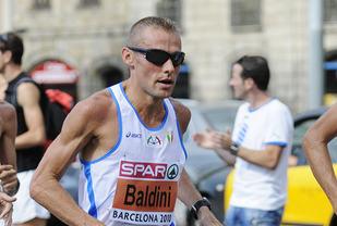 Italienske Stefano Baldini var på slutten av 1990- og begynnelsen av 2000-tallet en av verdens beste langdistanseløpere. (Alle foto: Bjørn Johannessen)