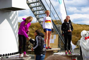 Eli Anne Dvergsdal vunnet 2 av 3 gonger