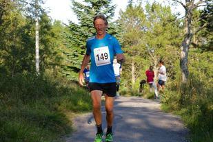 Knut Skaar er lærer ved Fagerlia videregående skole og en av de beste veteranløperne i Norge. Han blir garantert å se på på startstreken øverst i Fagerlia onsdag 13. september kl. 18.00.