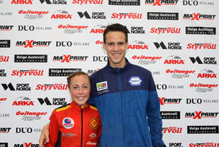 Dagens vinnere, Eli Anne Dvergsdal og Espen Roll Karlsen