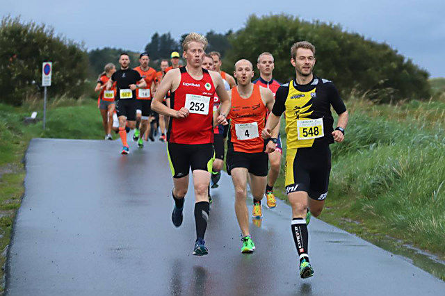 I morgen, lørdag, er det klart for ny utgave av Solastranden Halvmaraton. (Arkivfoto: arrangøren)