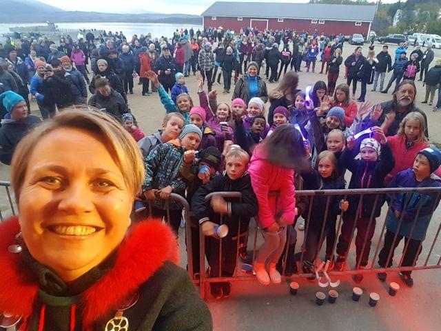 selfie folkefest
