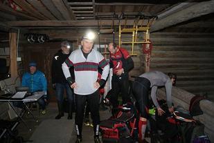 Harald Østbye leder veteranklassen etter tre løp. (Foto: Stein Arne Negård)