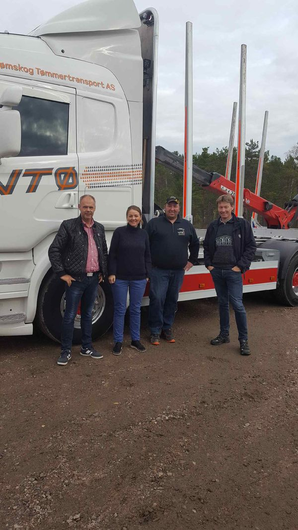 Rømskog Tømmertransport AS