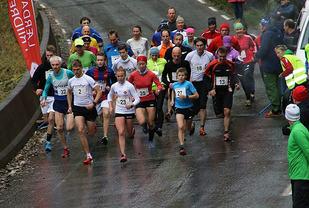 Starten går på Galdane Rundt. Foto: Bjørghild Holien
