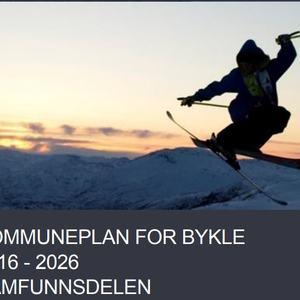 Kommuneplan for Bykle 2016 - 2026 Samfunnsdelen