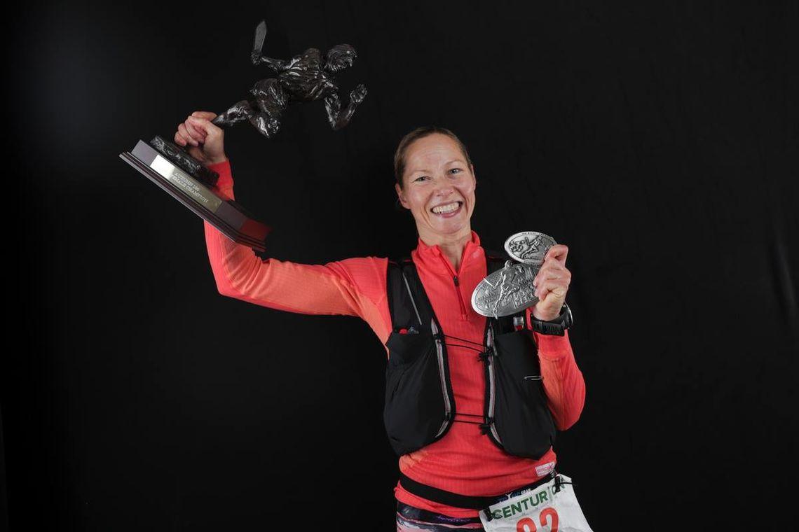 And the winner is Mari Mauland. (Foto: Stuart March)