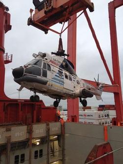 Bouvet Airlift