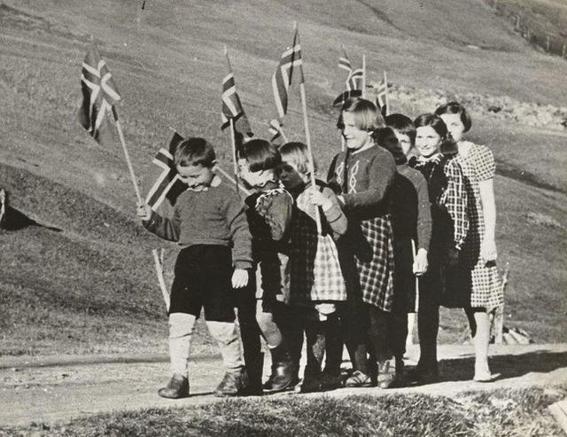 17.mai barnetog i 1940