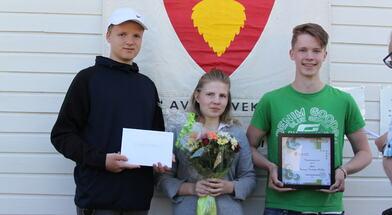 Kulturpris og ungdomspris