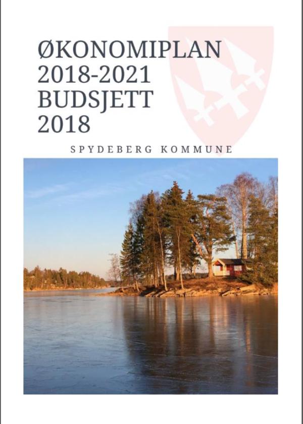 Økonomiplan med budsjett 2018