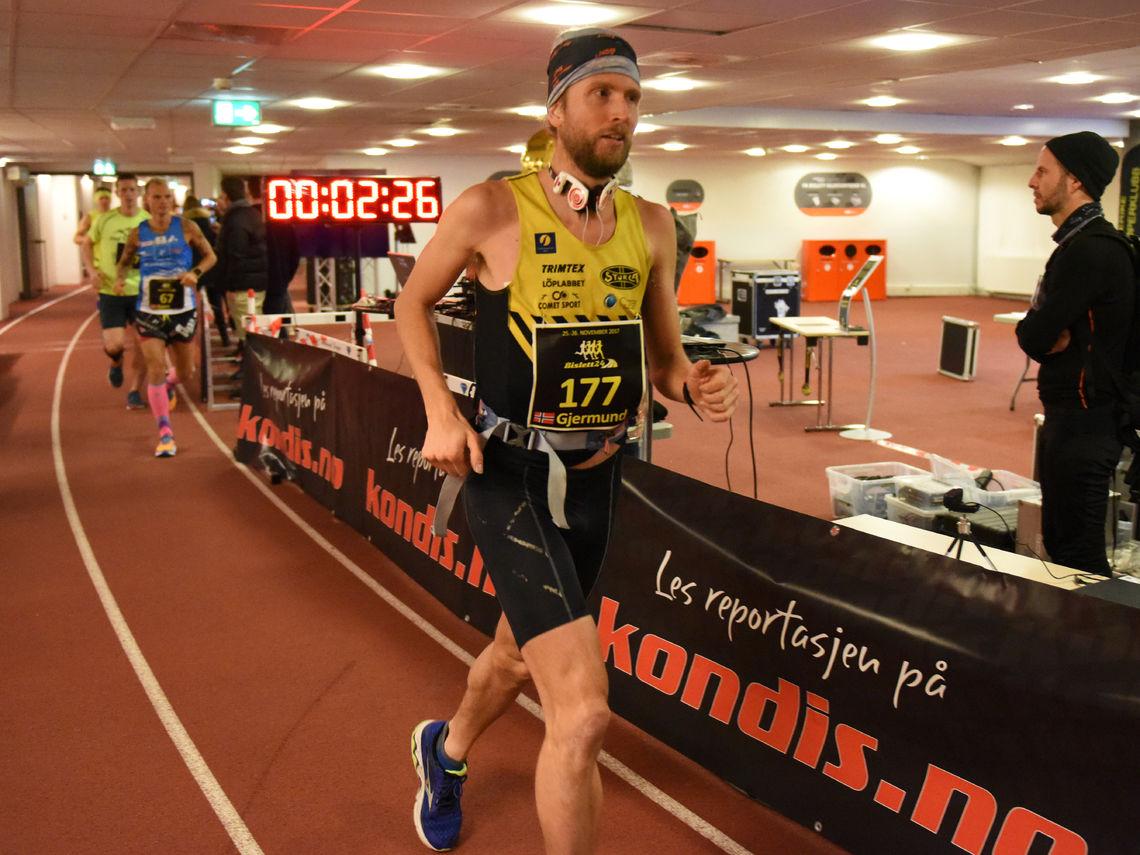 Om to måneder avsluttes den norske ultraløpsesongen med Bislett 24-timers som har vært utsolgt i mange måneder. Før den tid gjenstår 8 utendørs ultraløp. (Foto: Anders Tøsse)