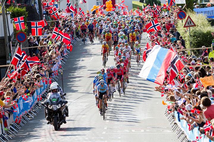 Sportsleg var sykkel-VM ein suksess, men økonomisk ser det ikkje ut til å ha gått like bra. (Foto: Trinadh Rakesh)
