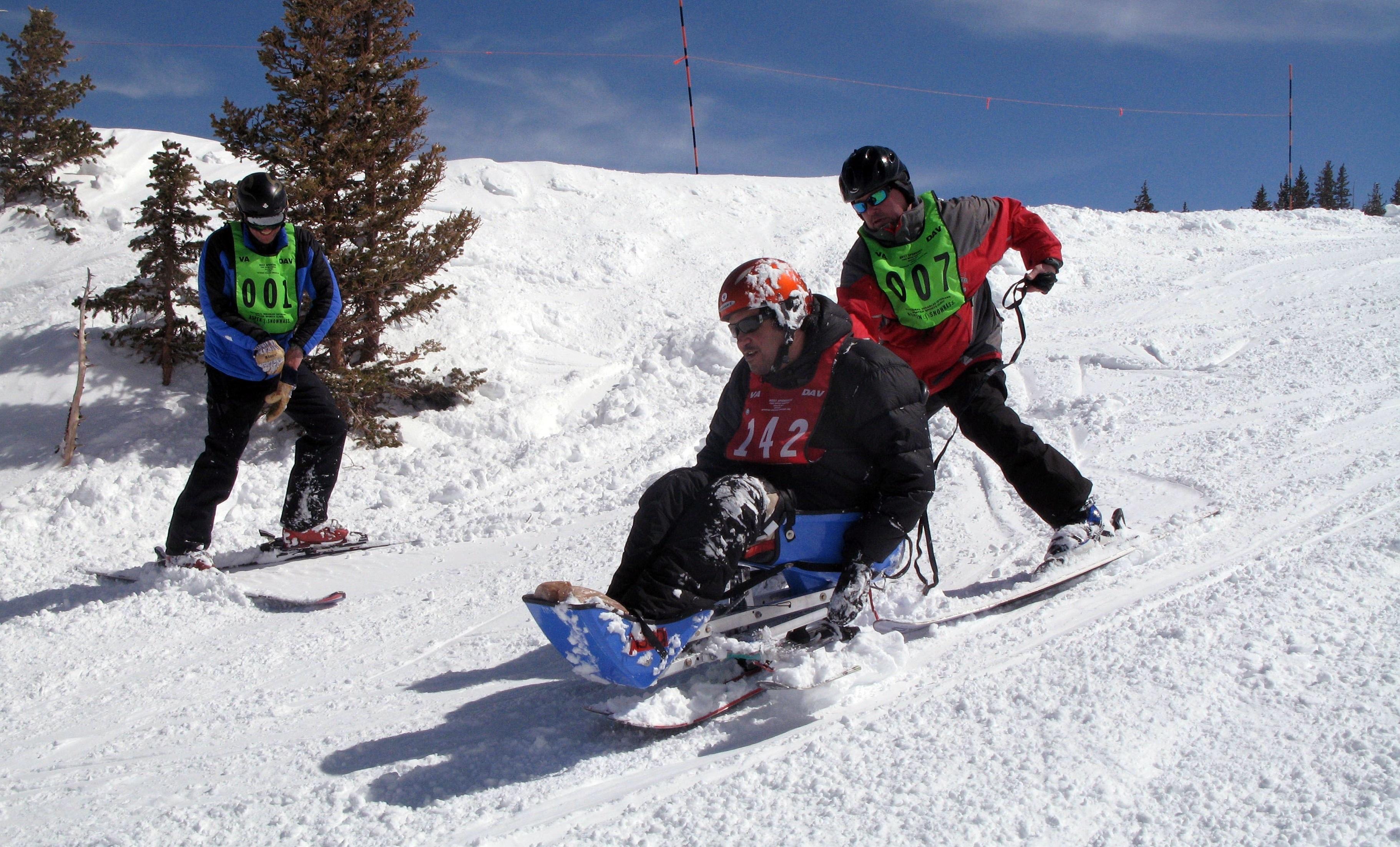 Ski tilrettelagt
