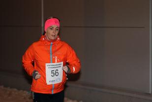 Elisabeth Fosse fullførte sitt 5. løp for sesongen